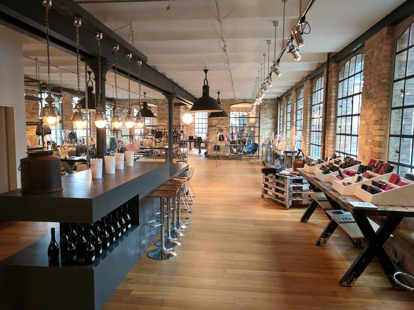 Orderdays at Showroom Heynefabrik - Bodenschatz Fashion GmbH